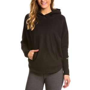 Alo Yoga Fleece Black Hoodie
